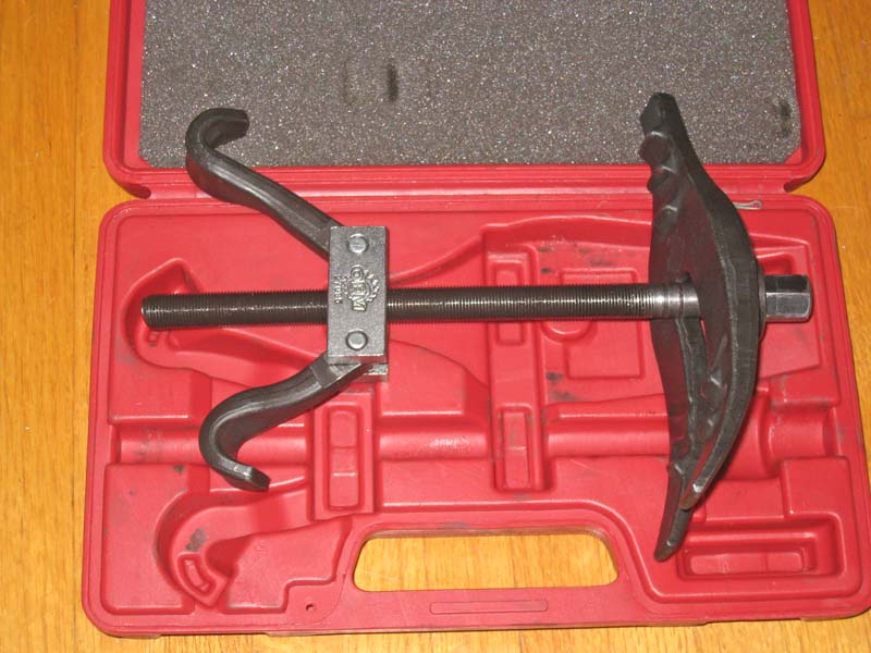 Coil Spring Compressor Tool Chevy Message Forum Restoration And