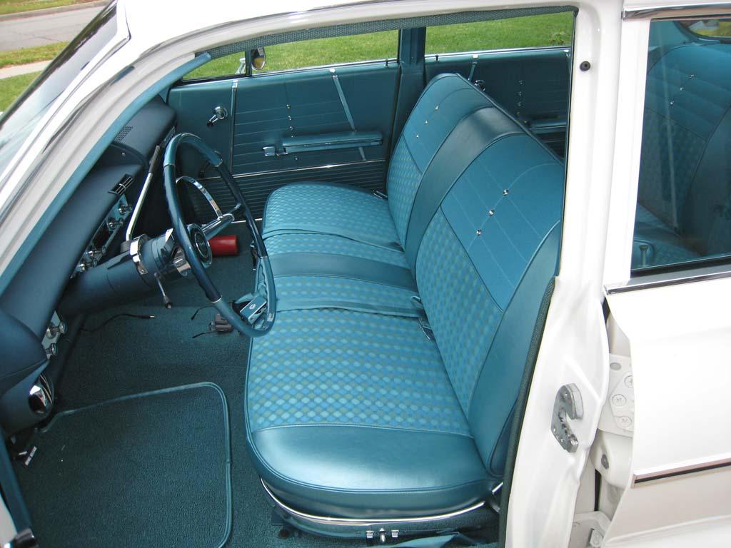 1964 Impala Seat Belts Impala Tech