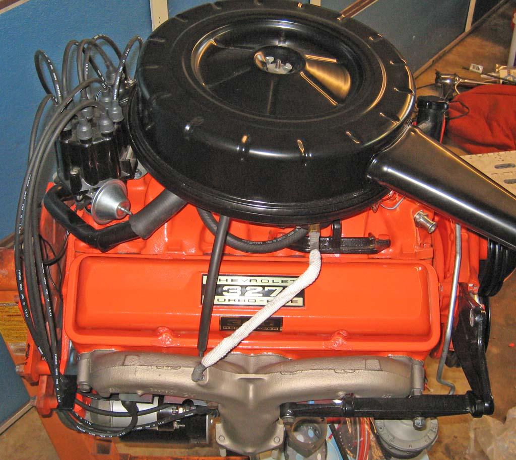 Psi L on 1963 Impala Engine Diagram