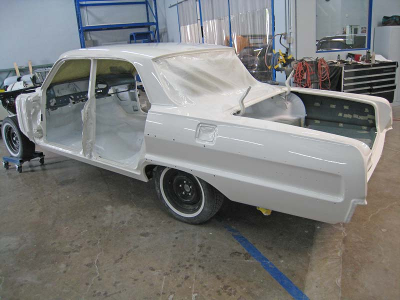 1964 Impala Restoration All Quality Collision and Restoration