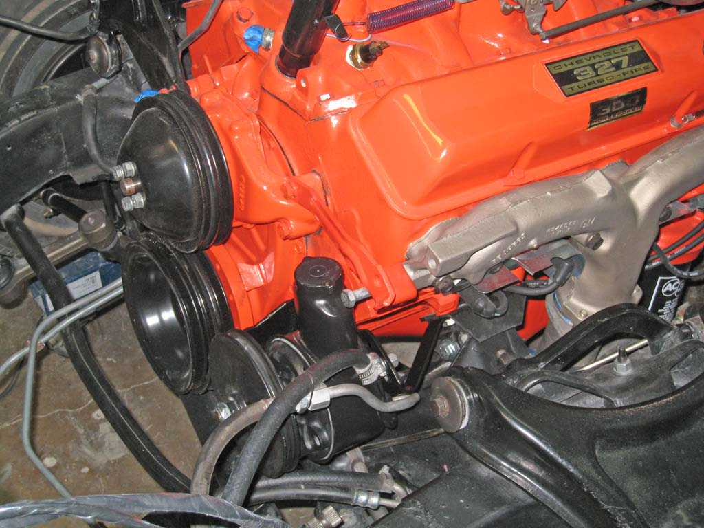 64 impala power steering problem - Impala Tech