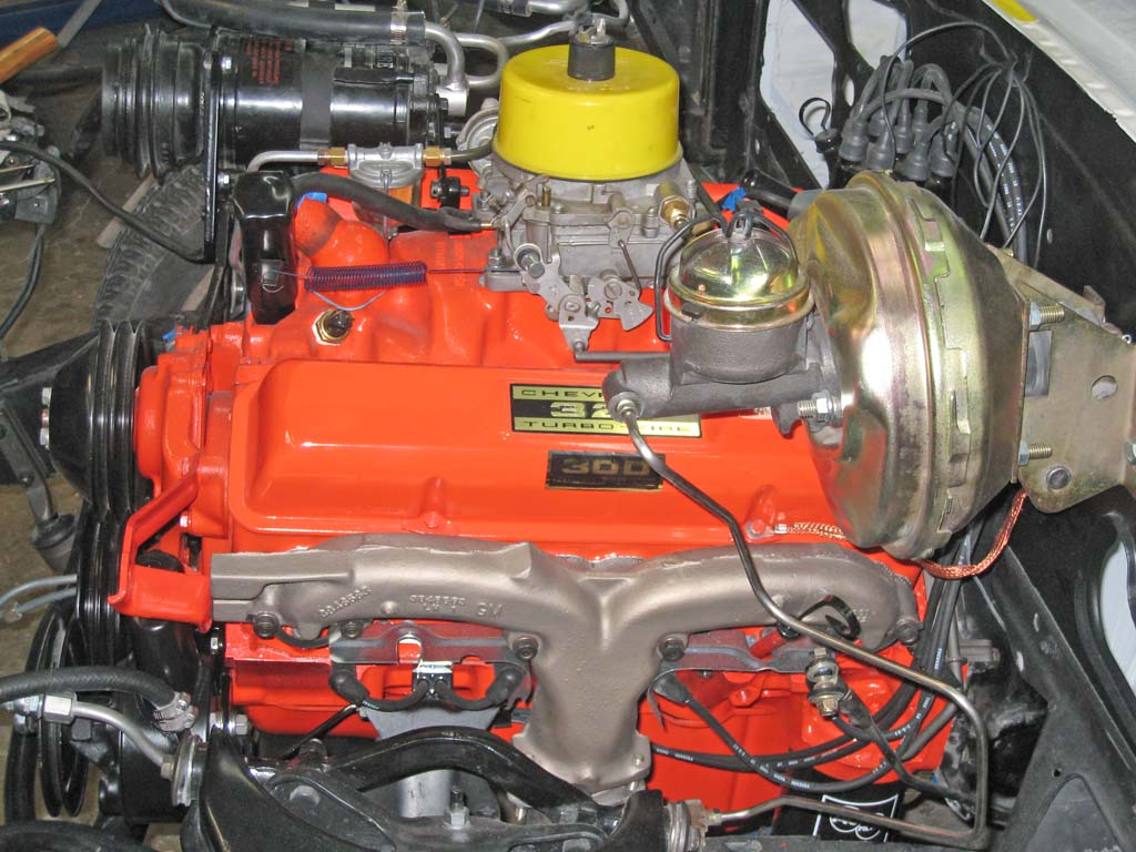 sbc alternator wiring with 297787 on Alternator Not Charging Battery 22545 together with Bypassing The   Gauge Question About The Mad Electrical Method besides 1988 Chevy 454 Engine Diagram additionally 0605ch Small Block Chevy History furthermore Marinee06.