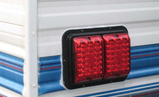 Fantastic Travel Trailer Tail Light Stop Amp Turn Signal